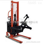 NBP0530-P上海卓仕半电动油桶搬运车--NBP0530-P