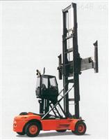 林德叉车(LINDE)8吨集装箱空箱堆高机