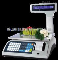 上海电子收银秤供应 收银秤厂家 打印收银秤