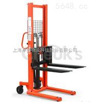 上海卓仕手动液压堆高车-SFH2016E