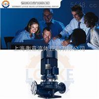 原装进口立式管道循环泵