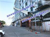 工厂四楼五楼往下出货装货柜车滑梯滑道