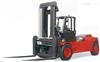 林德叉车(LINDE)12吨柴油平衡重叉车